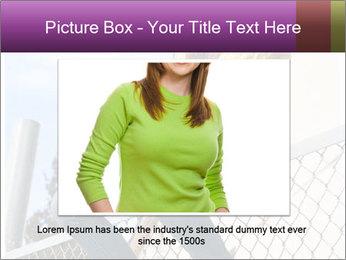 Depressed Girl PowerPoint Template - Slide 15