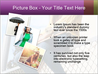 Depressed Girl PowerPoint Templates - Slide 17