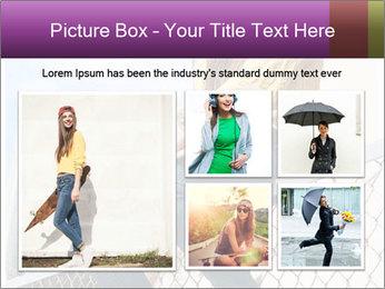 Depressed Girl PowerPoint Template - Slide 19