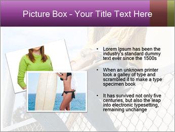 Depressed Girl PowerPoint Template - Slide 20