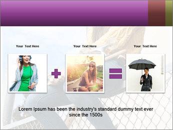Depressed Girl PowerPoint Templates - Slide 22