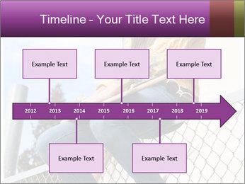 Depressed Girl PowerPoint Template - Slide 28