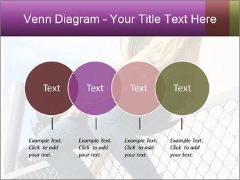 Depressed Girl PowerPoint Templates - Slide 32