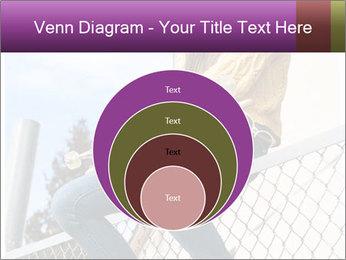 Depressed Girl PowerPoint Template - Slide 34