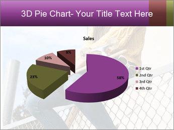 Depressed Girl PowerPoint Template - Slide 35