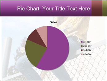 Depressed Girl PowerPoint Template - Slide 36