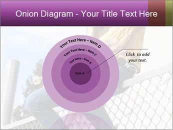 Depressed Girl PowerPoint Template - Slide 61