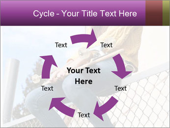 Depressed Girl PowerPoint Template - Slide 62
