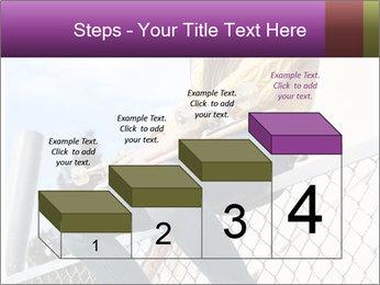 Depressed Girl PowerPoint Template - Slide 64