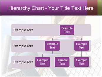 Depressed Girl PowerPoint Template - Slide 67