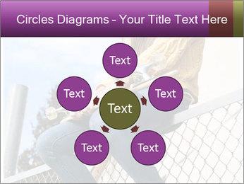 Depressed Girl PowerPoint Template - Slide 78