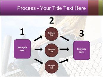 Depressed Girl PowerPoint Template - Slide 92