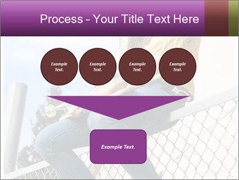Depressed Girl PowerPoint Template - Slide 93