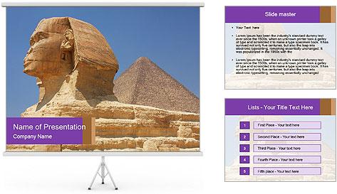 Cairo Egypt PowerPoint Template