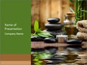 Zen Spa Design PowerPoint Template