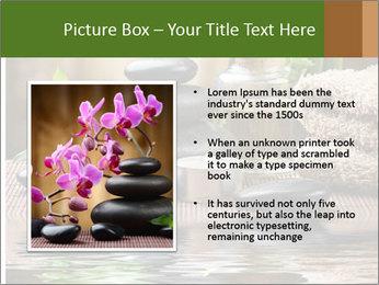 Zen Spa Design PowerPoint Template - Slide 13