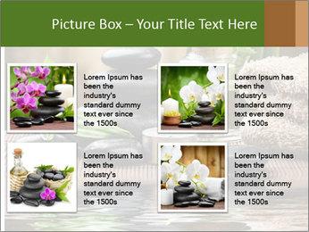 Zen Spa Design PowerPoint Template - Slide 14