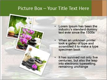 Zen Spa Design PowerPoint Template - Slide 17