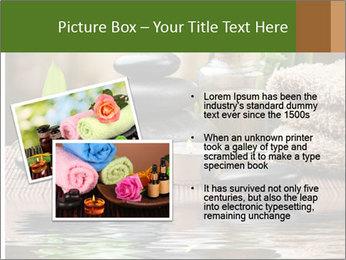 Zen Spa Design PowerPoint Template - Slide 20