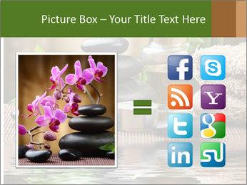 Zen Spa Design PowerPoint Template - Slide 21