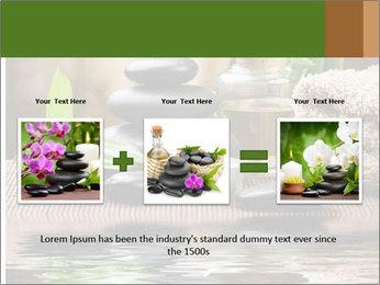 Zen Spa Design PowerPoint Template - Slide 22