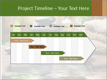 Zen Spa Design PowerPoint Template - Slide 25