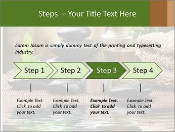 Zen Spa Design PowerPoint Template - Slide 4