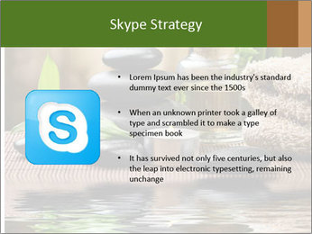 Zen Spa Design PowerPoint Template - Slide 8