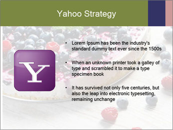Berry Cake PowerPoint Template - Slide 11