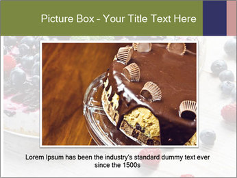 Berry Cake PowerPoint Template - Slide 15