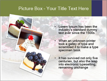Berry Cake PowerPoint Template - Slide 17