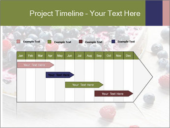 Berry Cake PowerPoint Template - Slide 25