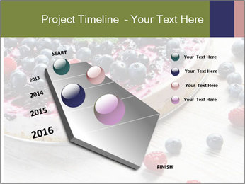 Berry Cake PowerPoint Template - Slide 26