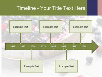 Berry Cake PowerPoint Template - Slide 28