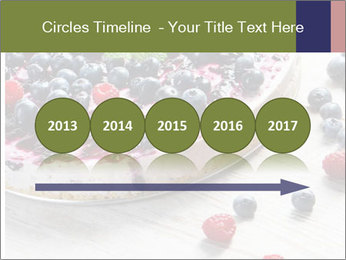 Berry Cake PowerPoint Template - Slide 29