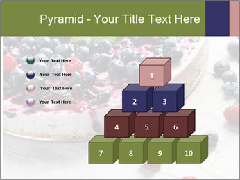 Berry Cake PowerPoint Template - Slide 31