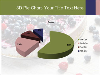Berry Cake PowerPoint Template - Slide 35