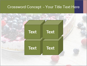 Berry Cake PowerPoint Template - Slide 39