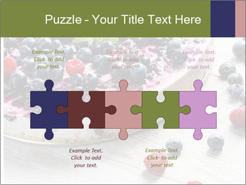Berry Cake PowerPoint Template - Slide 41