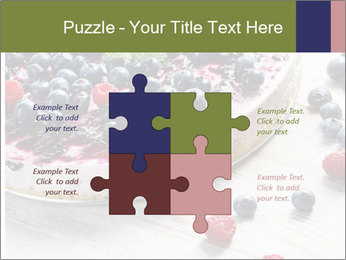 Berry Cake PowerPoint Template - Slide 43