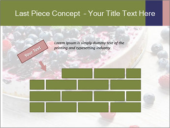 Berry Cake PowerPoint Template - Slide 46