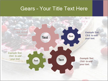 Berry Cake PowerPoint Template - Slide 47