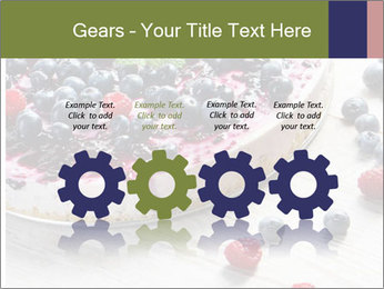 Berry Cake PowerPoint Template - Slide 48
