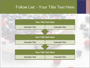 Berry Cake PowerPoint Template - Slide 60