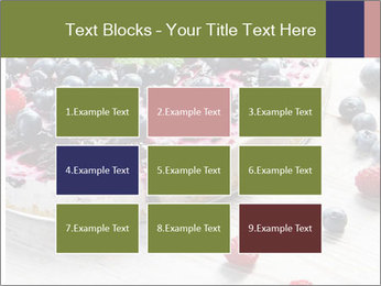 Berry Cake PowerPoint Template - Slide 68
