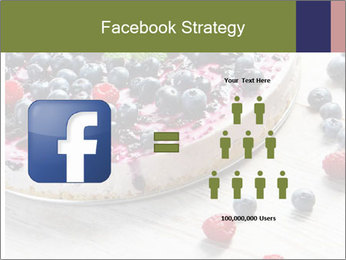 Berry Cake PowerPoint Template - Slide 7