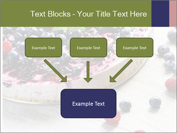 Berry Cake PowerPoint Template - Slide 70