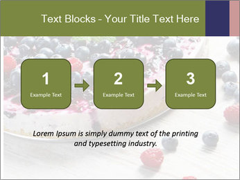 Berry Cake PowerPoint Template - Slide 71