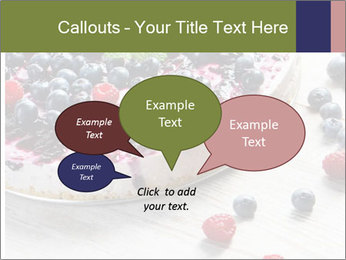 Berry Cake PowerPoint Template - Slide 73