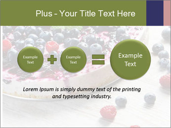 Berry Cake PowerPoint Template - Slide 75